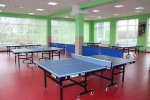 Настольный теннис в Харькове Svaor.