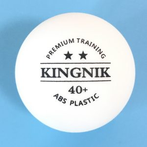 Пластиковые мячи KINGNIK 2** ABS PLASTIC 40+