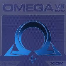 Накладка Xiom Omega VII Euro