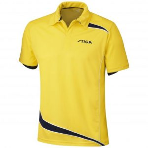 Тенниска Stiga Discovery,желтая