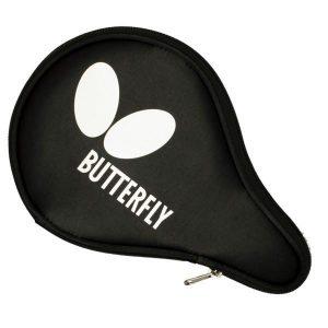 Чехол одинарный Butterfly Logo (овальный)