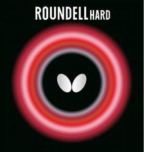 НакладкаButterfly Roundell Hard