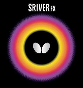 НакладкаButterfly Sriver FX