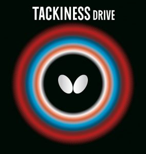 НакладкаButterfly Tackiness Drive