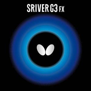 НакладкаButterfly Sriver G3 FX