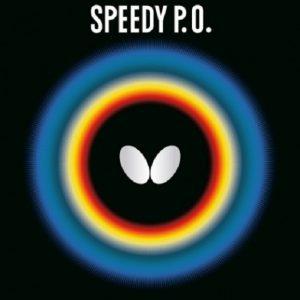 НакладкаButterfly Speedy PO