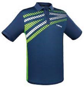 Тенниска Tibhar Spectra сине-зеленая