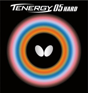 НакладкаButterfly Tenergy 05 Hard
