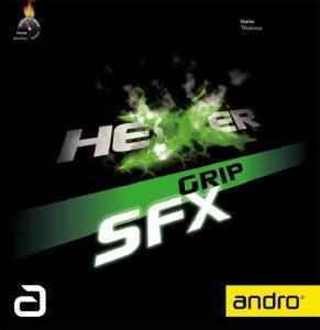 НакладкаAndro Hexer Grip SFX