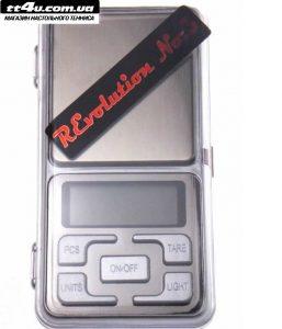 Карманные цифровые весы REvolution nr.3 300г