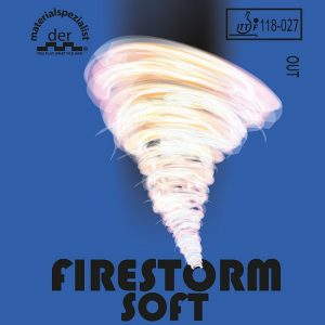 Накладка Der Materialspezialist Firestorm Soft
