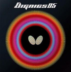 НакладкаButterfly Dignics 05