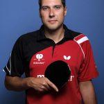 Тренер по настольному теннису Дорошенко Артем (КМС)