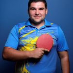 Тренер по настольному теннису Асеев Дмитрий (МС)
